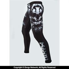 "Manto ""Madness"" Grappling Spats"